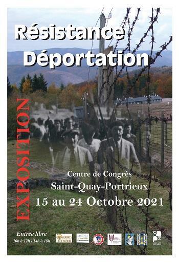 Widerstand und Deportation Ausstellung Saint Quay Portrieux